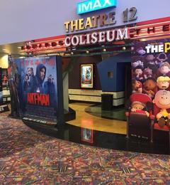 Regal Cinema - Edwards Valencia 12 - Valencia, CA. Coliseum