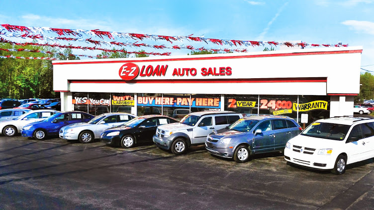 E Z Loan Auto Sales 6145 S Transit Rd Lockport Ny 14094 Yp Com