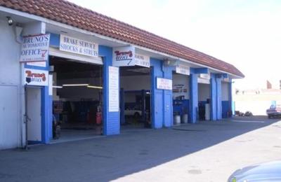 Bruno's Automotive - Santa Clara, CA