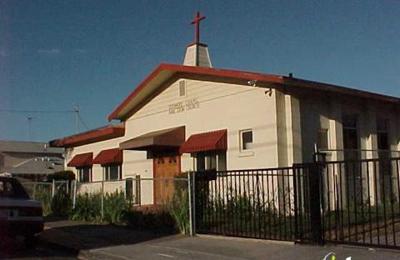 Stewart Chapel Ame Zion Church - Redwood City, CA
