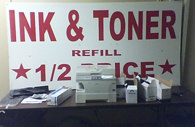 INK AND TONER - Houston, TX
