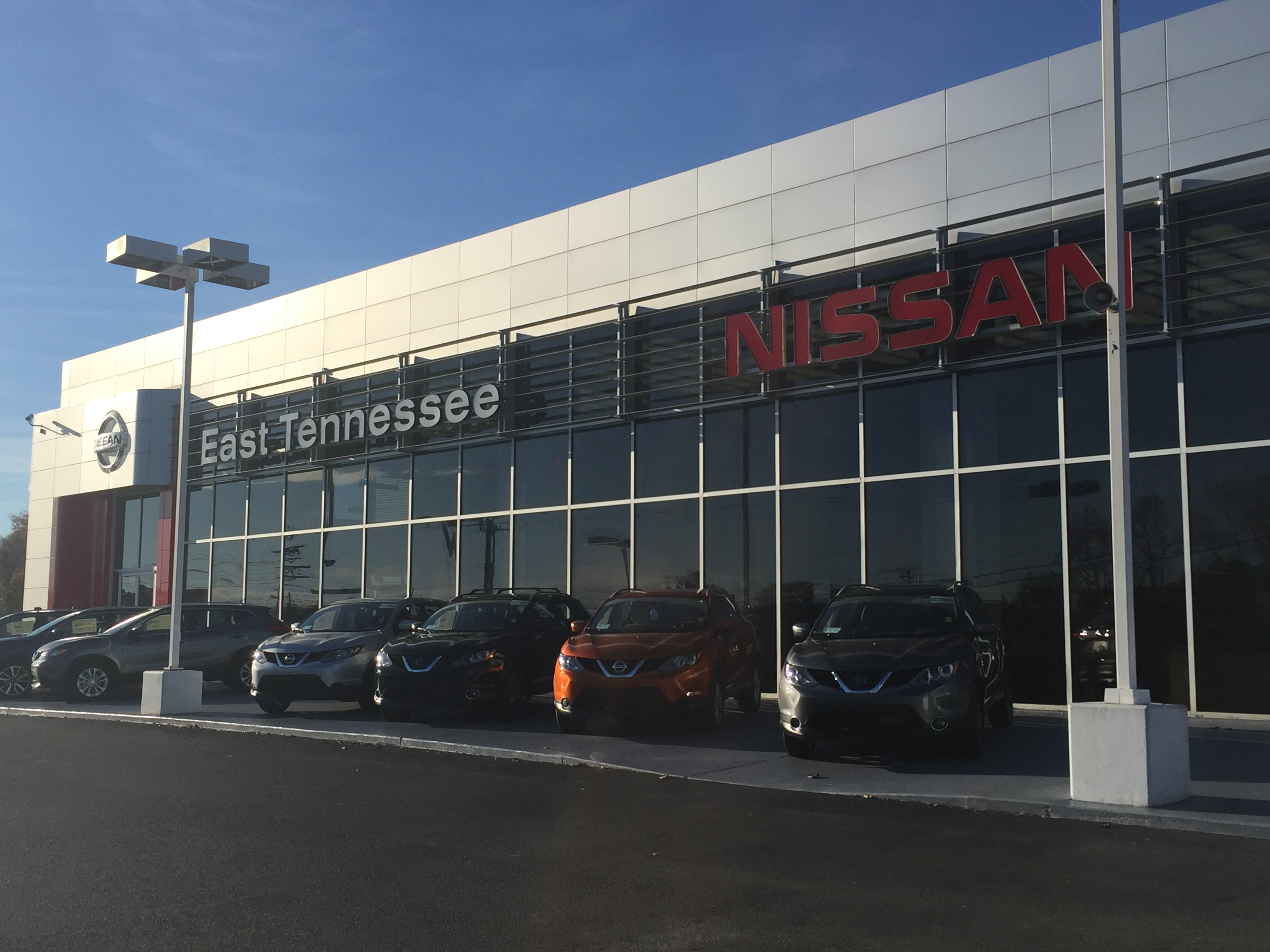 east tennessee nissan 5496 w andrew johnson hwy morristown tn 37814. Black Bedroom Furniture Sets. Home Design Ideas
