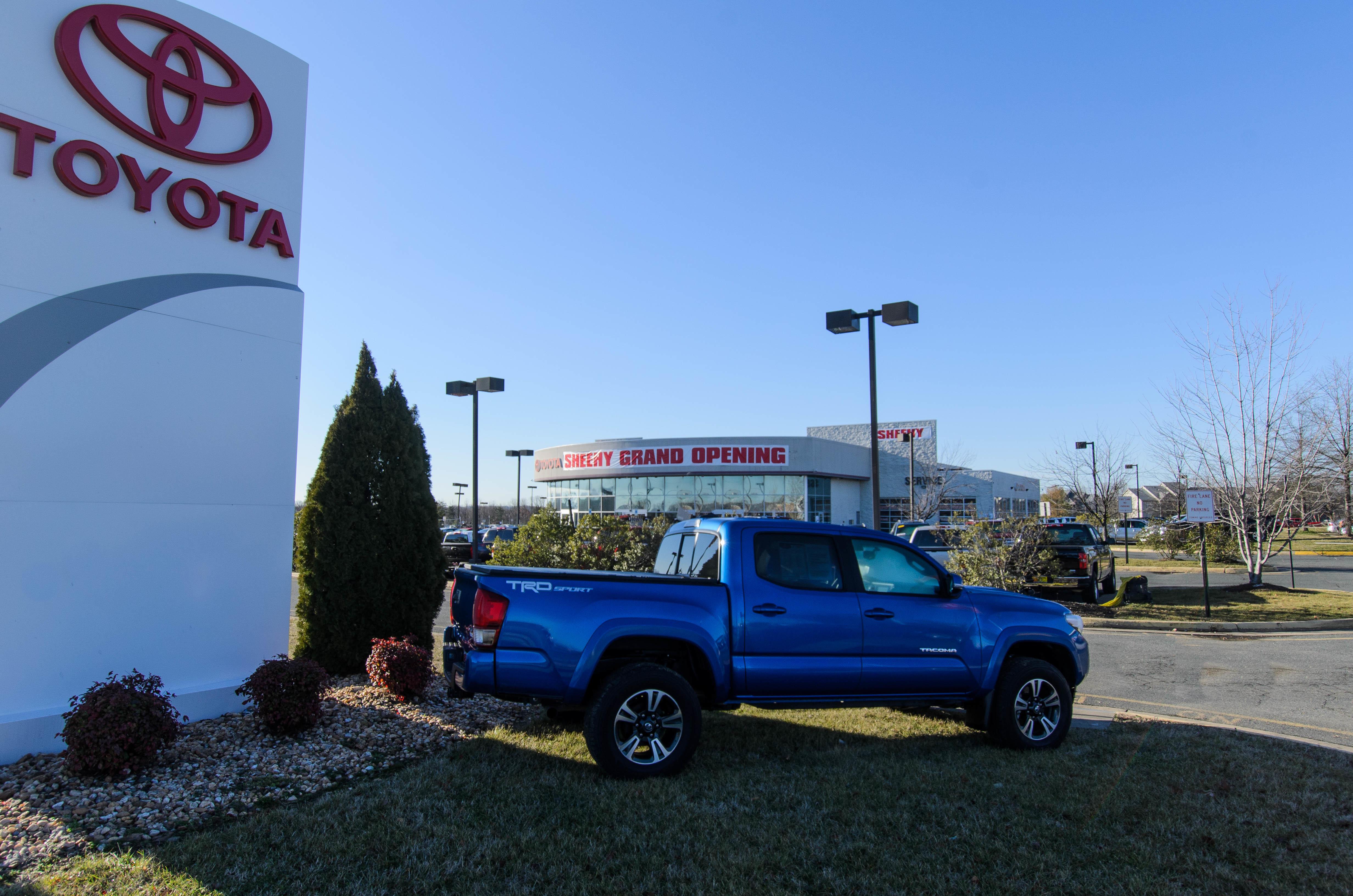 Sheehy Toyota of Stafford 95 Garrisonville Rd Stafford VA