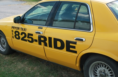 Pryor Taxi - Pryor, OK