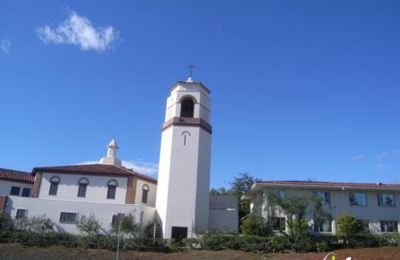 St Martin of Tours Catholic Church - Los Angeles, CA