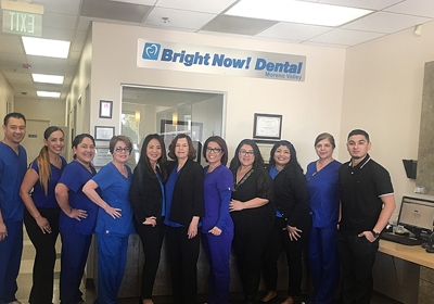 Bright Now! Dental 12420 Day St Ste B4, Moreno Valley, CA