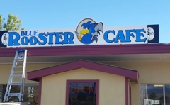Blue Rooster Cafe