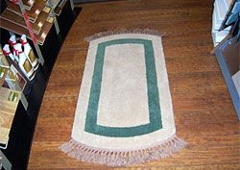 Shilling's Carpet Vinyl - South Bend, IN. Customized rugs at Shillings