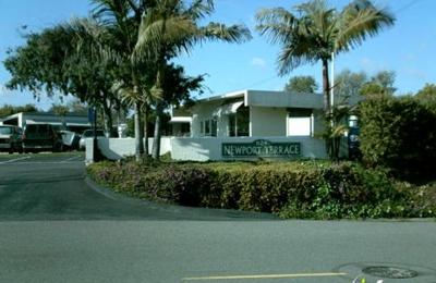 Newport Terrace Mobile Home Park
