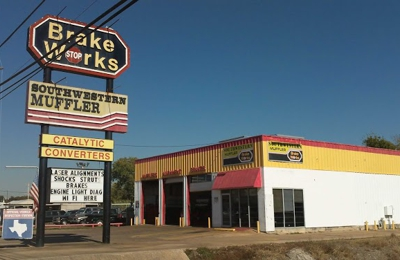 Southwest Muffler & Brake - Stafford, TX