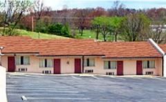 Andrew Johnson Inn Greeneville