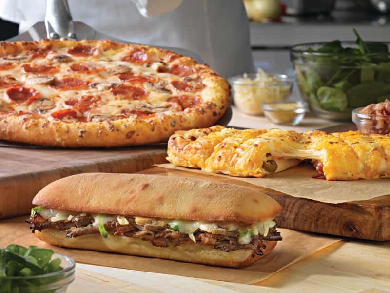 Domino S Pizza 738 Wheeling Ave Cambridge Oh 43725 Yp Com
