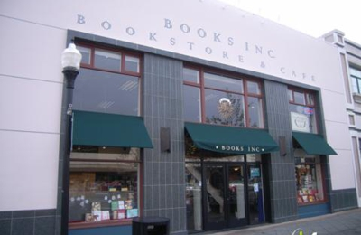 Books Inc - Mountain View, CA