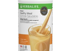 Herbalife Independent Distributor - Stafford, VA. Orange Cream