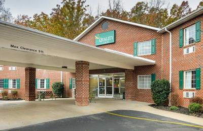 Quality Inn Burkeville Hwy 360 & 460 - Burkeville, VA