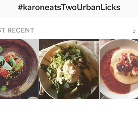 Two Urban Licks - Atlanta, GA