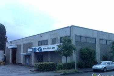 B & G Machine Inc
