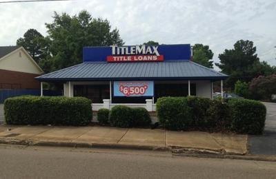 TitleMax Title Loans - Memphis, TN