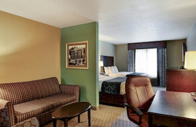 Comfort Suites Near Hot Springs Park 320 Nash St Hot Springs