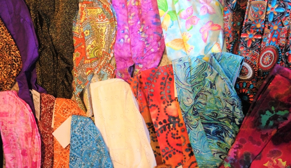 Ginny's Wigs/Plus - Gastonia, NC. Accessories in a variety prints and styles