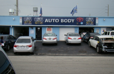 Clancys auto body 2917 nw 17th ter oakland park fl 33311 yp clancys auto body oakland park fl solutioingenieria Choice Image