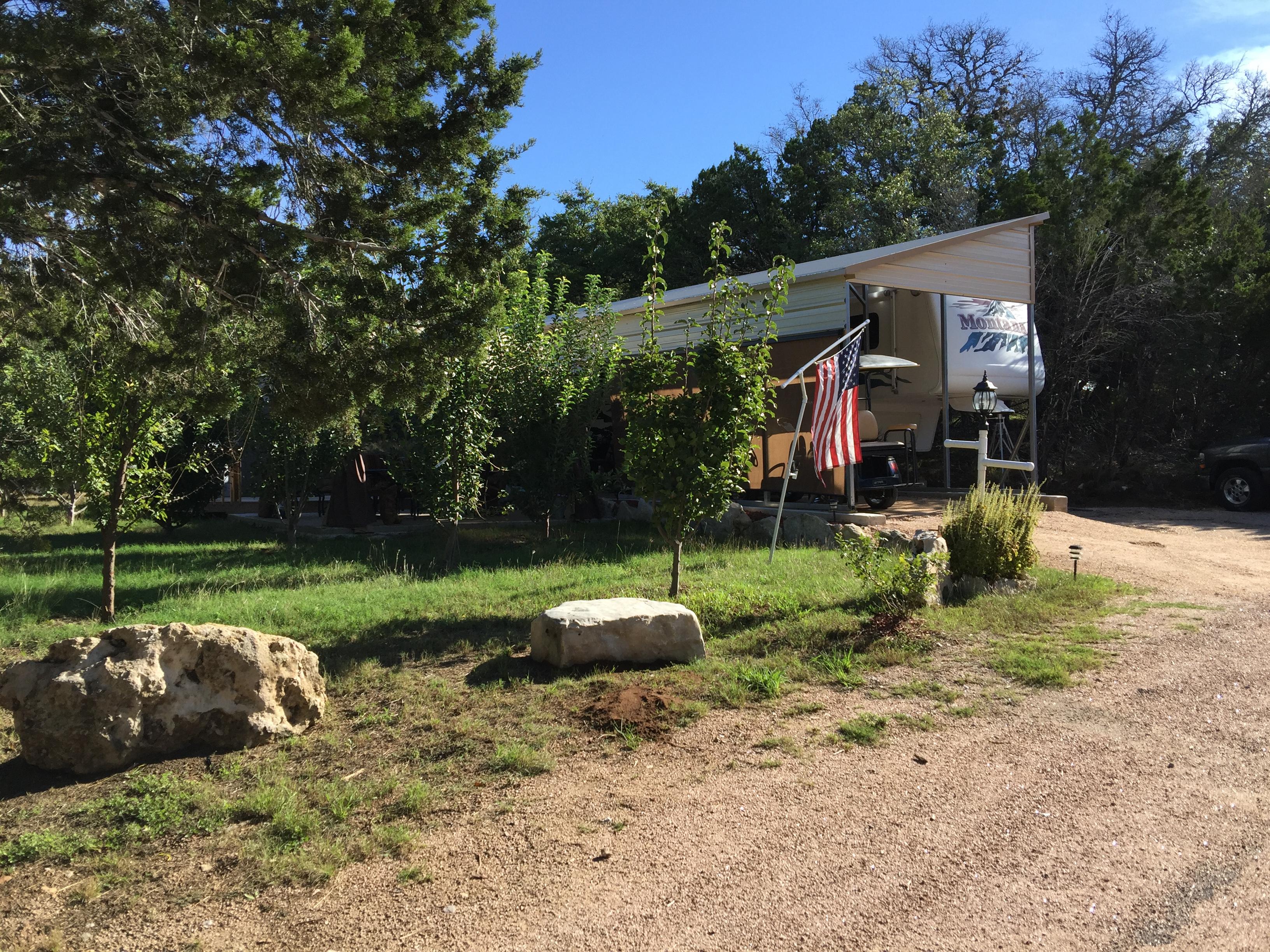Coldwater Creek Rv Park 11700 E Fm 1431 Marble Falls Tx