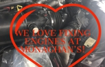 Happy Valentine's day everyone! ���� Come to Monaghan's Auto Repair for any vehicle issues you're having.