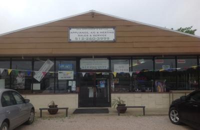 ACA Appliance - Liberty Hill, TX