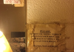 Budget Inn Mena Ar Please Follow The Rules