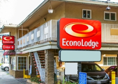 Econo Lodge - Sacramento, CA
