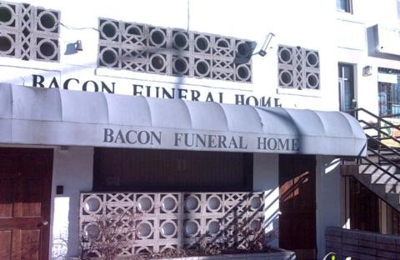 Bacon W H Funeral Home - Washington, DC