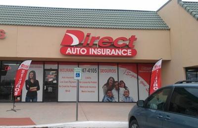 Direct Auto & Life Insurance - San Antonio, TX