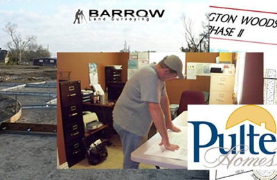 Barrow Surveying - Fort Worth, TX. Barrow Land Surveying has worked with Trophy Club, KB Homes and many other home builders and communities.