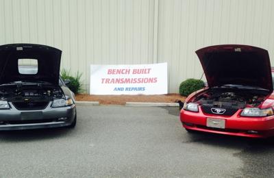 Bench Built Transmissions - Landis, NC