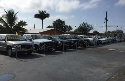 Audrey's Auto Sales 400 NW Avenue L Suite B, Belle Glade, FL 33430