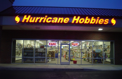Hurricane Hobbies - Lewis Center, OH