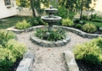 Morning Dew Lawn Sprinklers Inc. - White Plains, NY. Morning Dew Lawn Sprinklers added a drip irrigation zone to an existing sprinkler system for this beautiful backyard garden in Hartsdale, NY