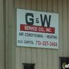 G & W Service Company Inc