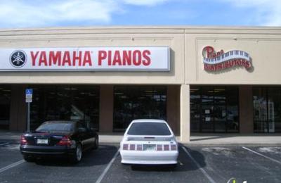Piano Distributors - Orlando, FL