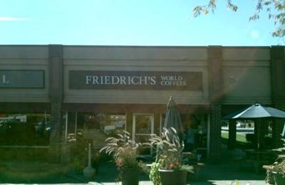 Friedrichs Coffee - Des Moines, IA
