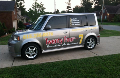 Twenty Four-7 Locksmith - Nashville, TN