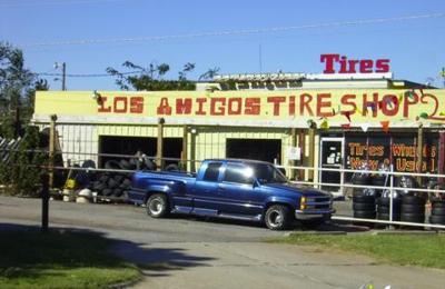 Amigos Tire Shop >> Los Amigos 3929 N Pennsylvania Ave Oklahoma City Ok 73112 Yp Com
