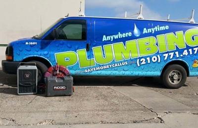 Anywhere Anytime Plumbing - Devine, TX