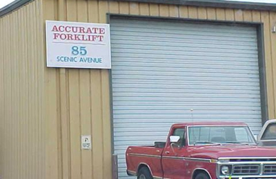 Accurate Forklift - Santa Rosa, CA