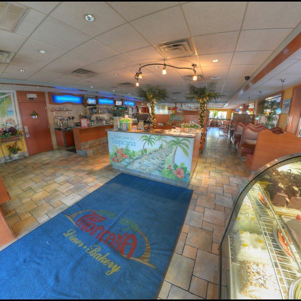 Tropicana Diner 537 Morris Ave, Elizabeth, NJ 07208