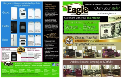 Eagle Rental Purchase - Canton, OH