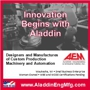 Aladdin Engineering & Manufacturing Inc
