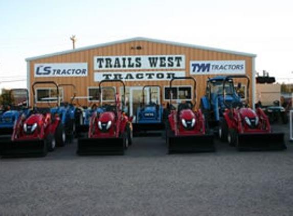 Trails West Tractor - Benson, AZ