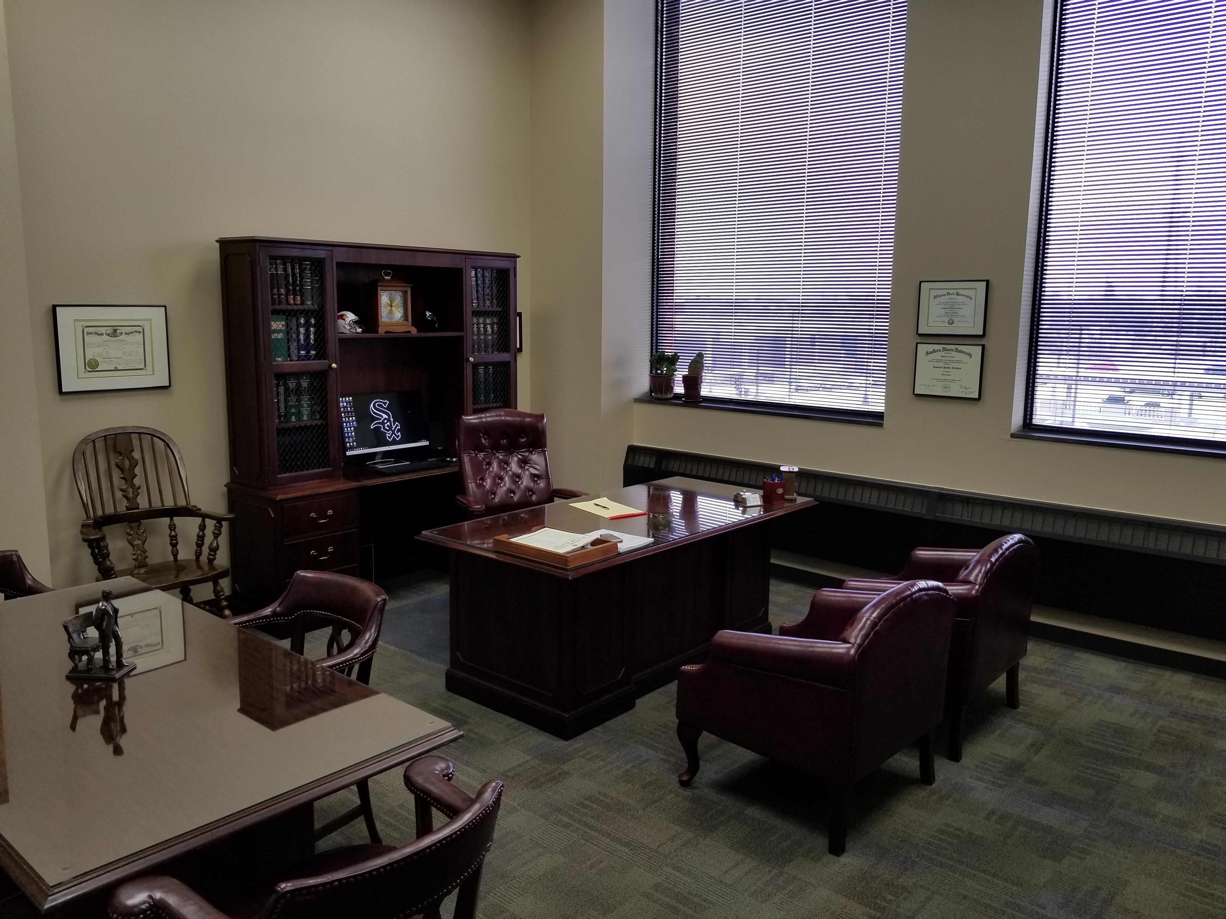 Jon P Erickson Law Office 132 S Water St Ste 260 Decatur