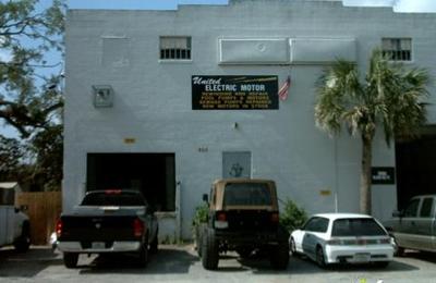 United Electric Motor Repairs ~ Lift Station Repairs - Tampa, FL
